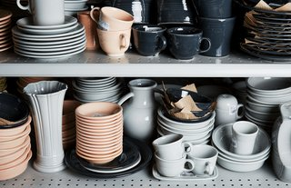 At 500,000 square feet, the Replacements showroom and warehouse is a temple to dinnerware, with every imaginable pattern on hand.