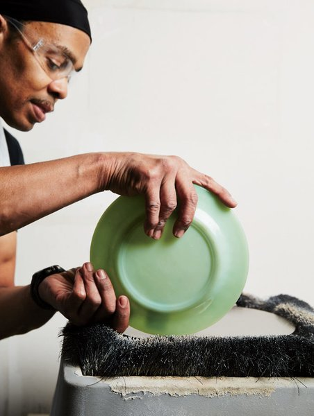 The variety of products in stock makes Replacements feel like an endless dinnerware emporium.