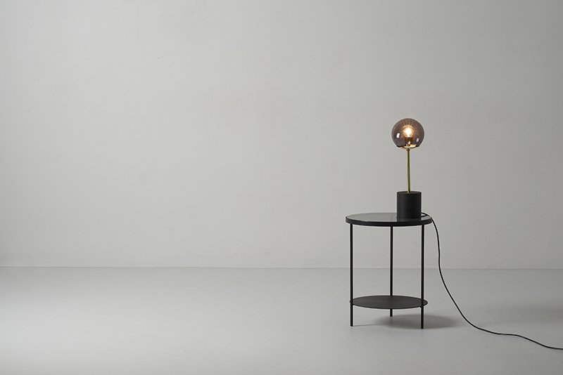 As the brand continutes to grow internationally—they now have stores in New Zealand and Melbourne, Australia—their focus remains local. All pieces, like the Line table and table lamp, both seen here in black, are manufactured by Shelling and his team of artisans in their Clevedon studio.  Photo 3 of 5 in Furniture is a Family Affair for This New Zealand Line