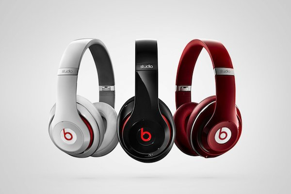 Studio headphones by Beats by Dre. As Beats Electronics' first employee and CEO, Susan Paley helped establish the company's headphones as a fashion statement.