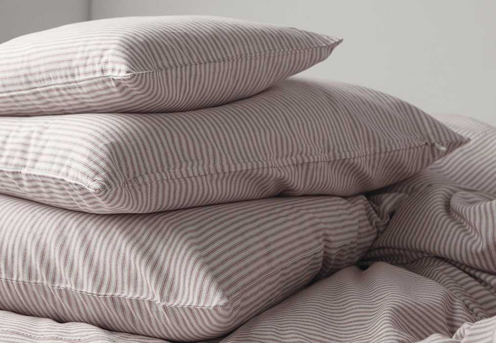 """What is your everyday bedding?   I seem to have a lot of Matteo in my linen closet at the moment.  Search """"how design gray"""" from Ask the Expert: Gift-Buying Tips from Jamie Gray of Matter"""