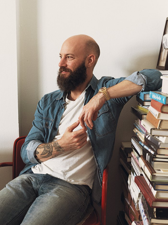 """Jamie Gray owns New York design shop Matter, which he founded in 2003. The store has its own in-house design line called MatterMade.  Search """"how design gray"""" from Ask the Expert: Gift-Buying Tips from Jamie Gray of Matter"""