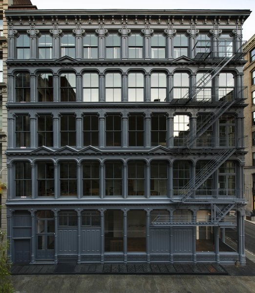 The Donald Judd Home and Studio in SoHo, which recently reopened following a resotration by Architecture Research Office and Walter B. Melvin Architects, will be the Building of the Day on October 20.