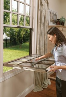 After exploring ideas at a local showroom, your dealer will visit your home to help you decide on style, sizing, placement, and any other features you desire. They'll also show you how each product works. Rest assured, Milgard windows are exceptionally easy to use and maintain. Their Double-hung Windows even feature tilting sashes that allow you to comfortably clean the exterior surfaces.
