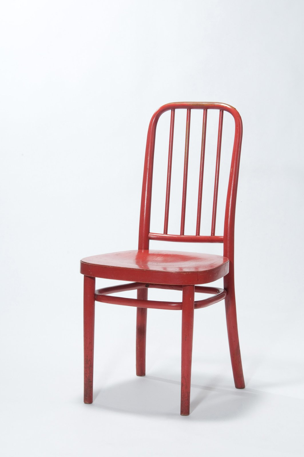 Modell A 63, a lacquered bentwood chair designed in 1929 for Thonet-Mundus.  Photo 5 of 6 in The Modernist Icon with Over 1,000 Pieces of Furniture to His Name