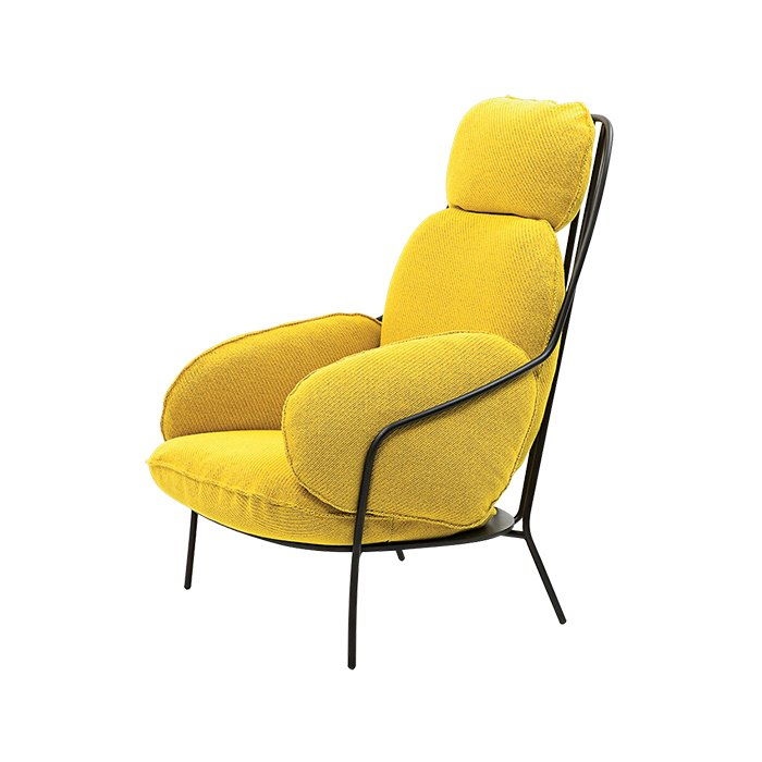Paffuta by Luca Nichetto for Discipline, $3,850  A designer based in Milan and Stockholm created this ode to Finnish furniture masters: What's not to like about this structured yet cushy chair?  Photo 1 of 5 in Editors' Essentials: 5 Excellent Easy Chairs
