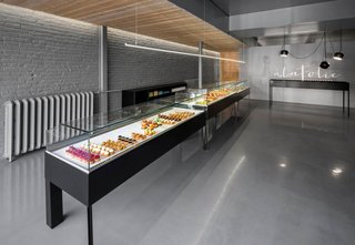 A Modern Patisserie in Montreal