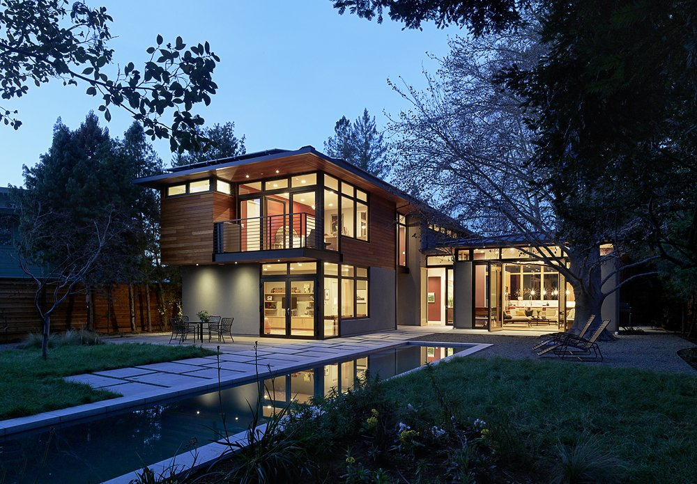 A Couple Puts Their California Home On Track For Leed Certification