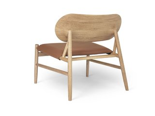 Ferdinand lounge chair by OeO for Brdr. Krüger, 2014.
