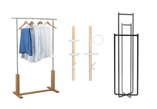 Closet space comes at a premium, so peruse our editor-approved racks to add some easy clothing storage.