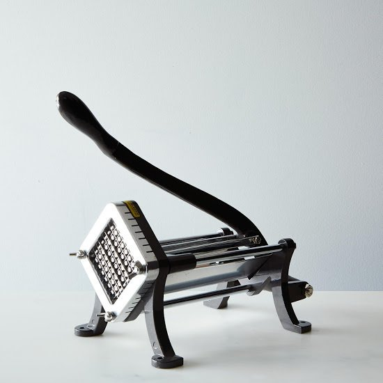 French Fry Cutter by Weston Brands, $99 from food52.com