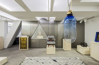 New York Design Gallery Chamber is a Cabinet of Curiosities