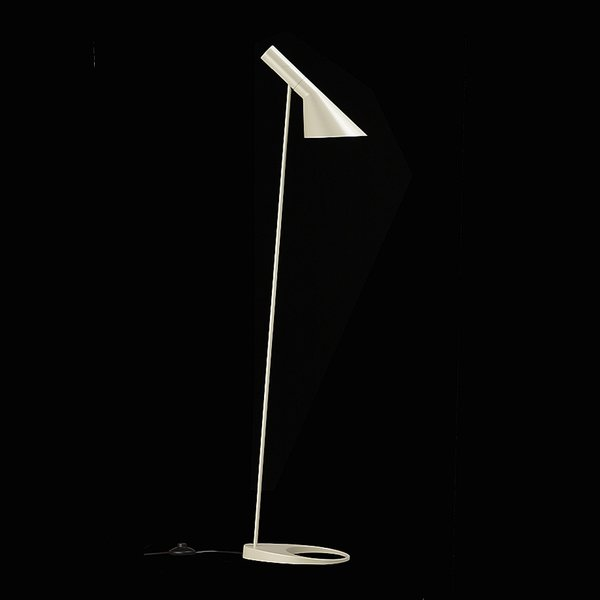The Austere lounge will also sport Arne Jacoben's attenuated AJ Floor Lamp, manufactured by Danish producer Louis Poulsen. (Read on for more lighting hits by Louis Poulsen.)