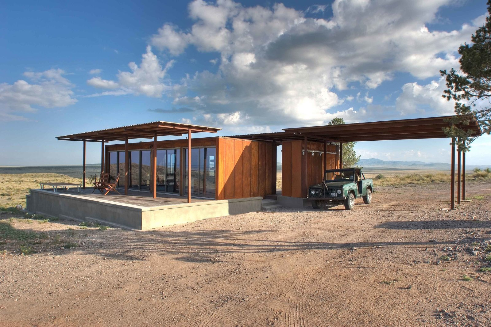 These 8 Homes in Texas Will Convert You Into a Prefab