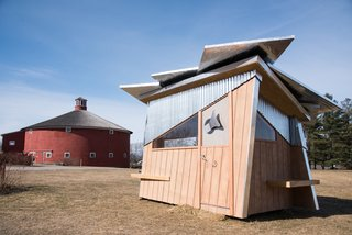 These Tiny Huts Are Key to a Frigid Winter Sport, But You'll Never Guess Which