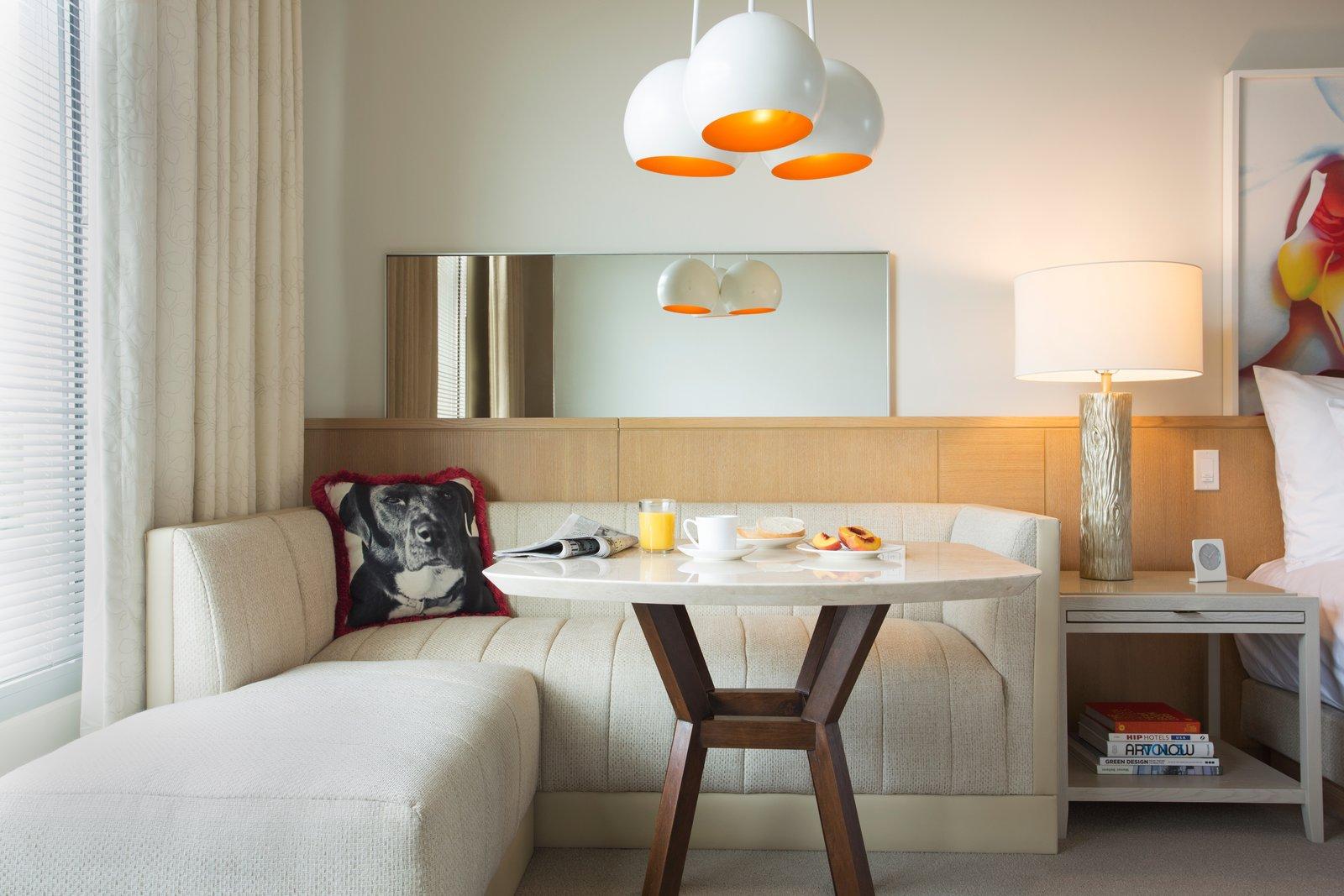 Modern Breakfast Nook Ideas 21C Museum Hotel Bentonville