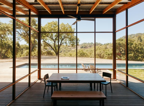 10 Enclosed Porches That Are Put to Good Use