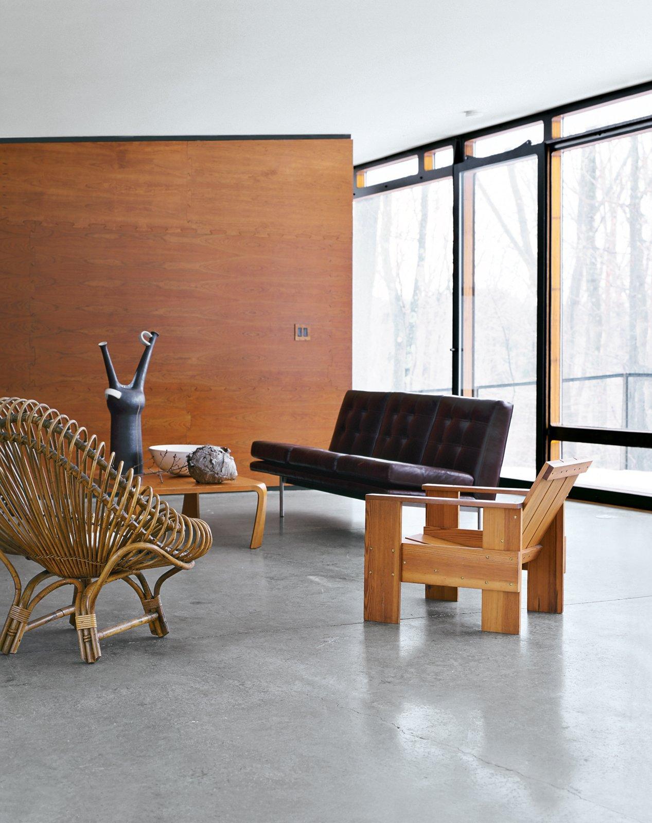 #seatingdesign #seating #modern #interior #inside #indoor #wood #concrete #industrial #window #light #sculpture #WilliamMassie #hybridprefab #prefab #GregWooten #FracoAlbini #RattanChair #CrateChair #GerritRietveld #EdwardAxelRoffman #sofa #BrunoGambone #ceramic   Photo courtesy of Karina Tengberg   100+ Best Modern Seating Designs