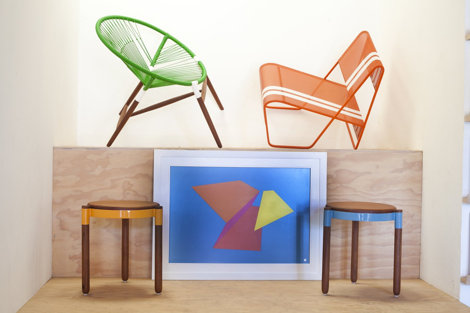 #seatingdesign #seating #chairs #carrot #concept #elsalvador #bright #color  Photo courtesy of Bernhardt Design   100+ Best Modern Seating Designs