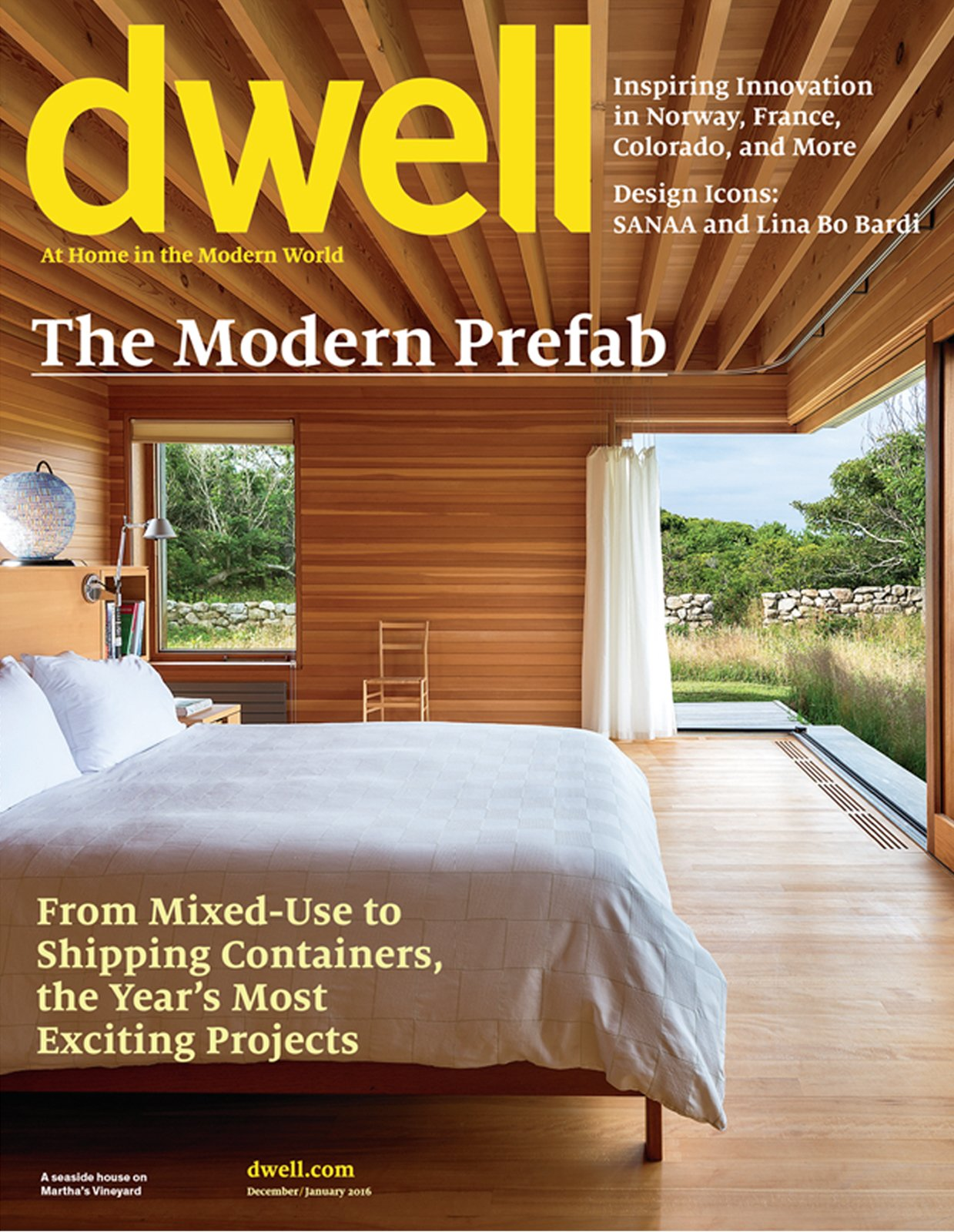 From Mixed-Use to Shipping Containers, the Year's Most Exciting Projects  Photo 11 of 11 in Dwell Magazine 2016 Issues