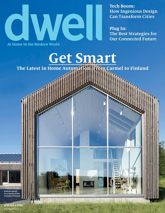 July/August 2016, Vol. 16 Issue 07  Brands to admire from Dwell Magazine 2016 Issues