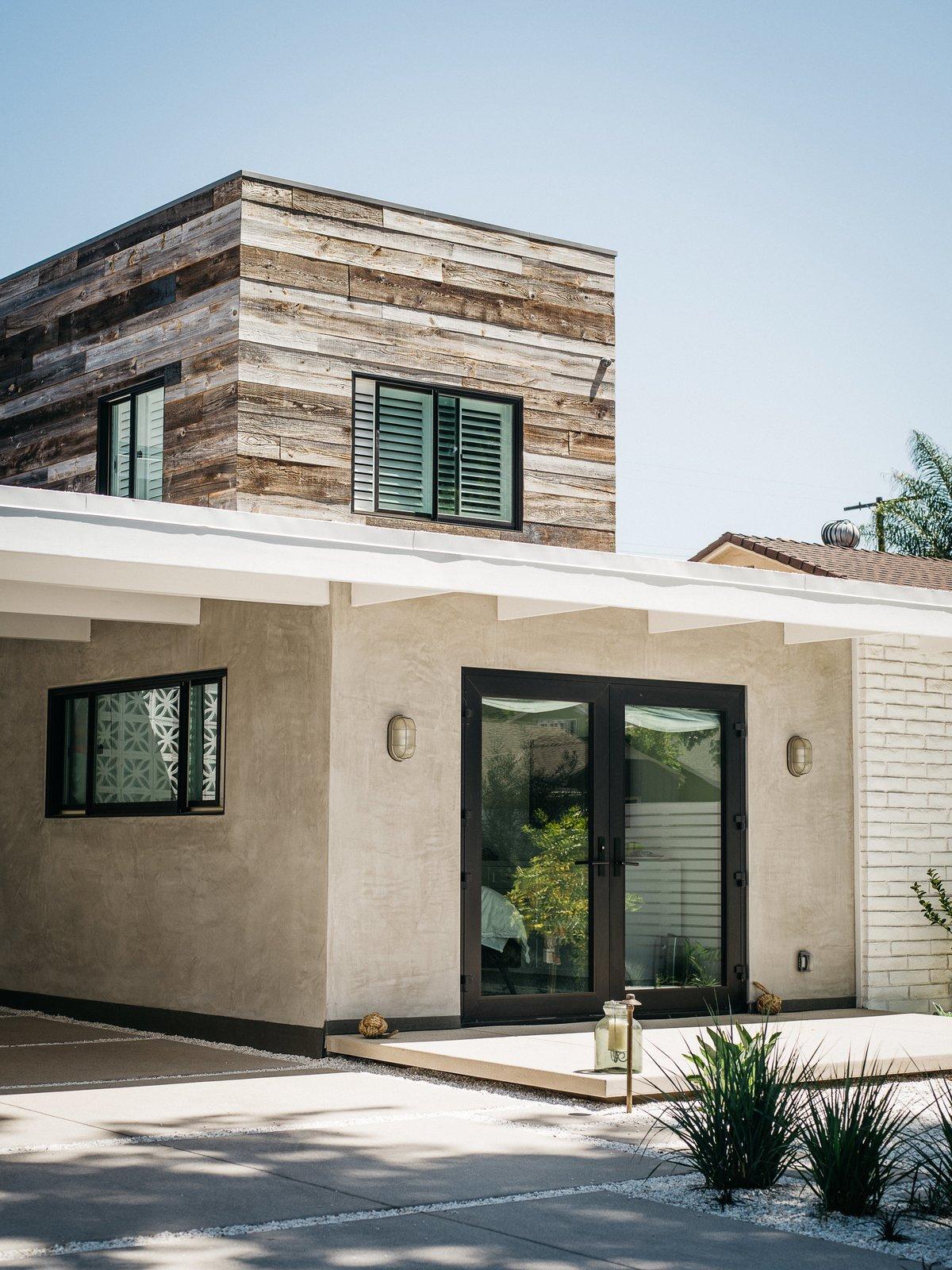 Lena Headey renovation san fernando valley exterior