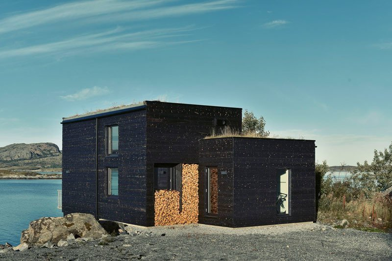 Via Contemporist, photo by Marius Rua.  Photo 8 of 11 in 10 Inspiring Houses
