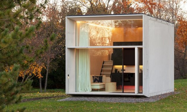 Via Inhabitat, photo by Kodasema.  Best Photos from A High-Altitude Cabin, Renovated Farmhouse, and Mobile Prefab Round Out This Week's 10 Best Homes