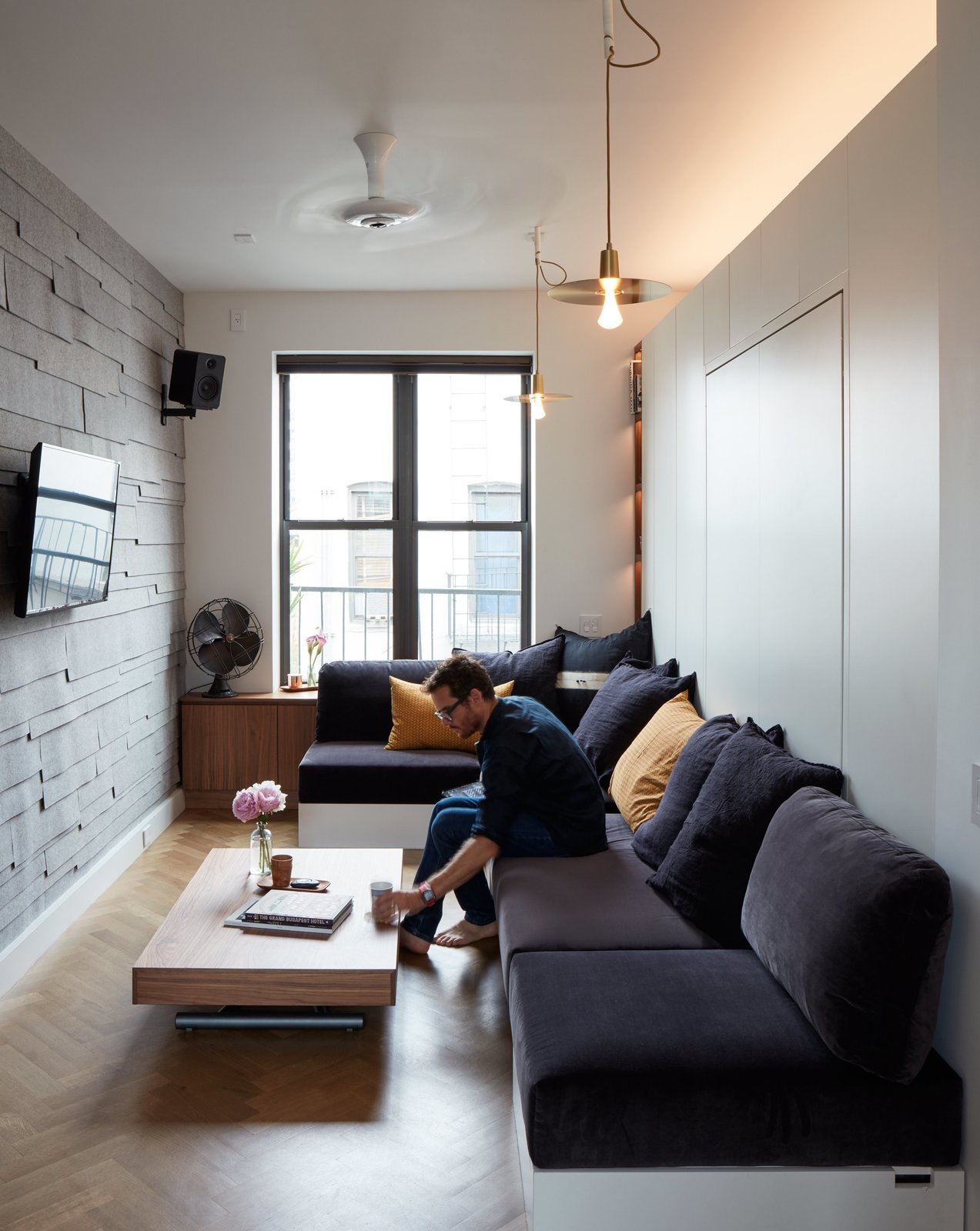 small space living soho living room
