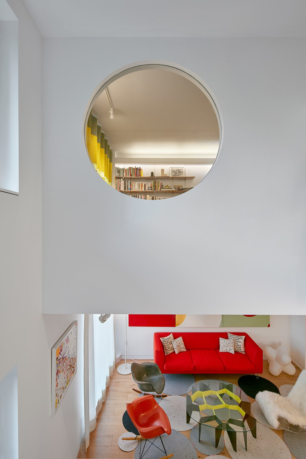 Via The Architect's Newspaper, photo courtesy of Bruce Damonte  Photo 5 of 11 in This Week's 10 Best Houses