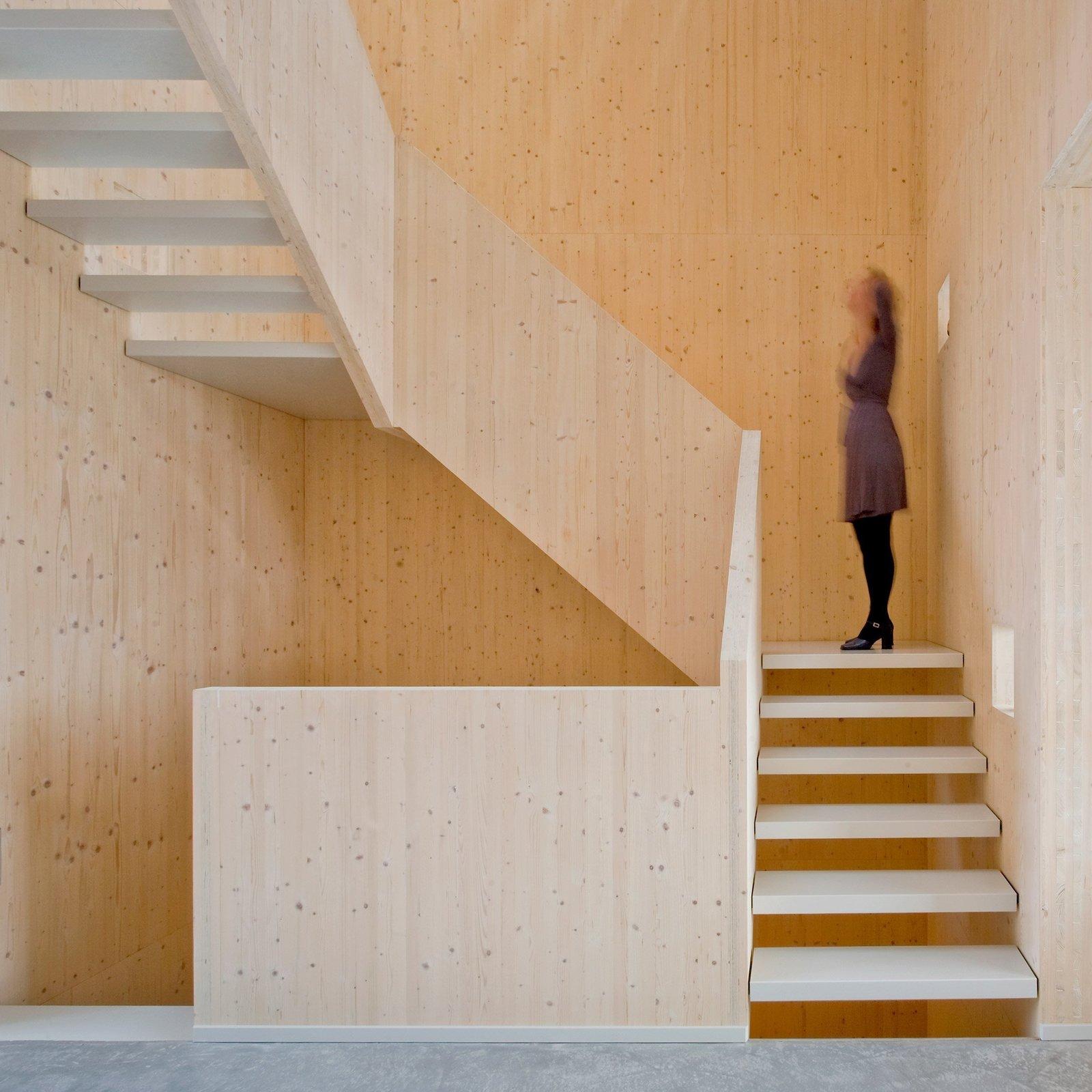 Via Dezeen, photo by Marcel van der Burg  Photo 6 of 11 in This Week's 10 Best Houses