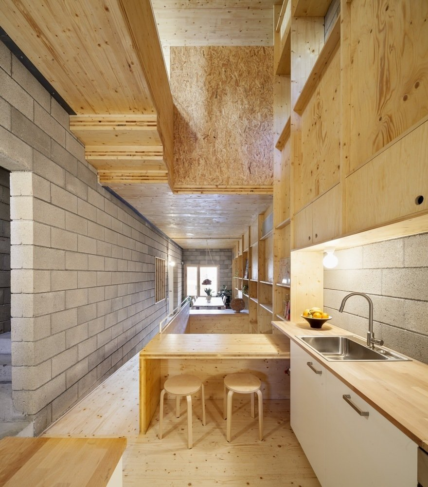 Via ArchDaily, photo by Adrià Goula  Photo 3 of 11 in This Week's 10 Best Houses
