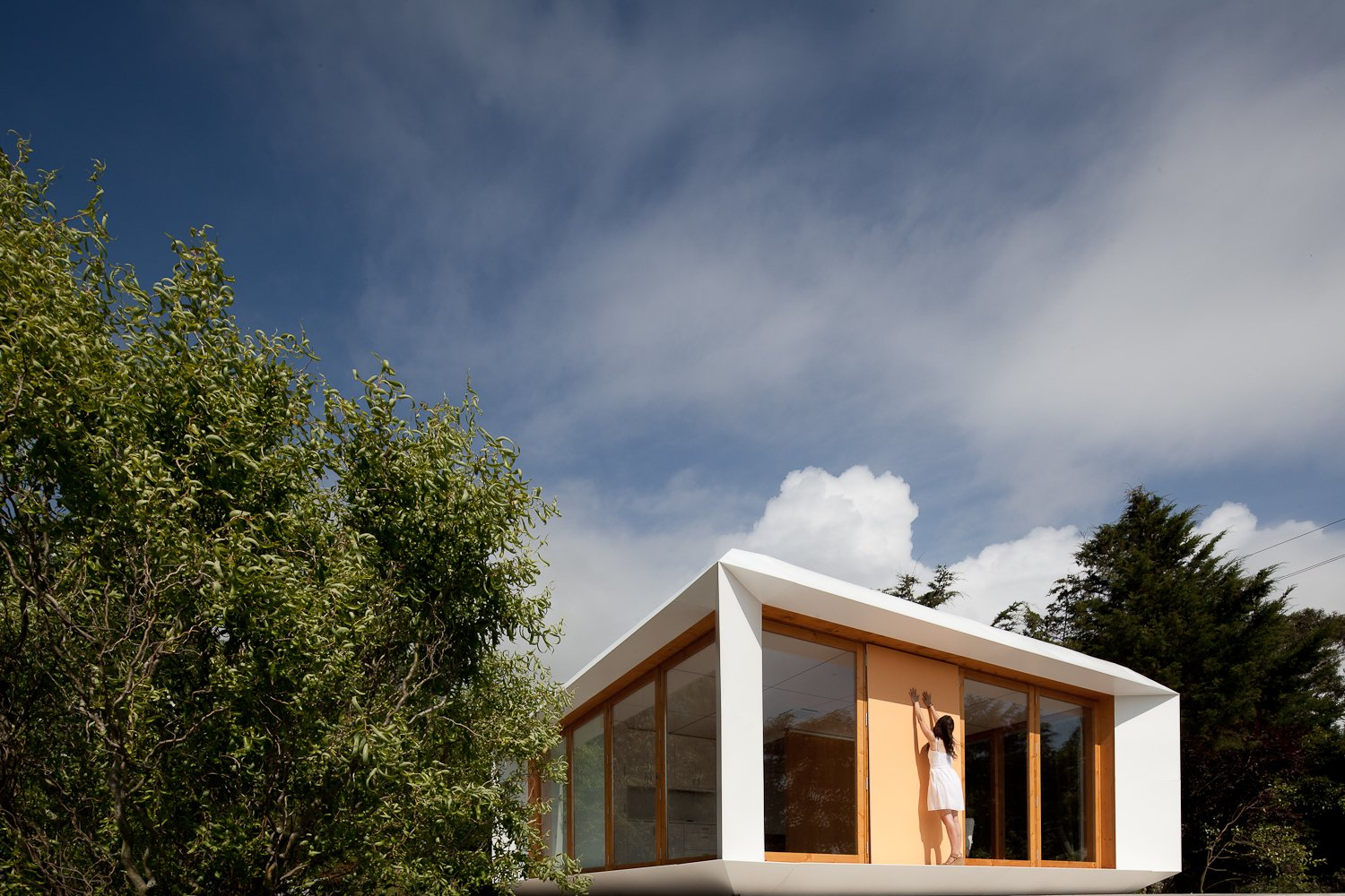 Mina House http://www.mimahousing.com/mima-house  Beautiful Prefabs from 8 Companies That Are Revolutionizing Kit Homes