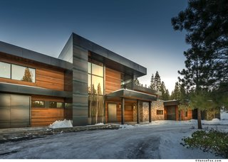 Project Name: Martis Camp, CA  Website: http://www.cleverhomes.net