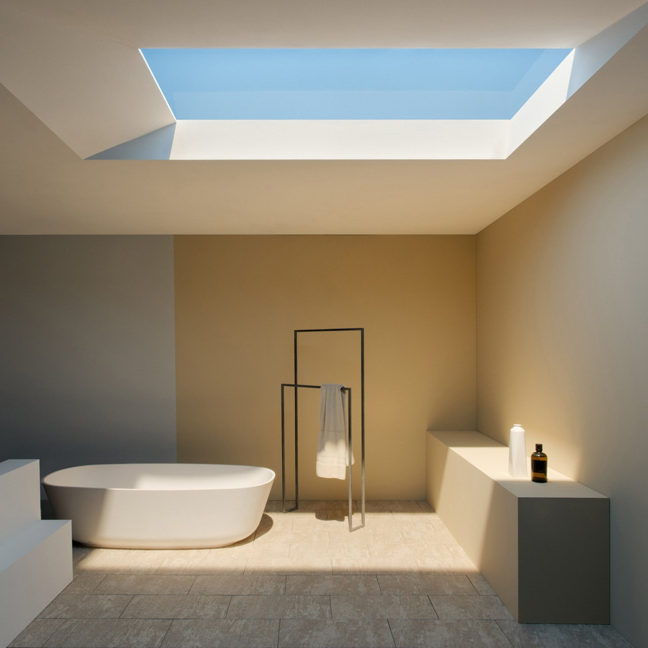Coelux 60 Artificial Windows  Photo 10 of 10 in How to Bring Light Into Dark Spaces