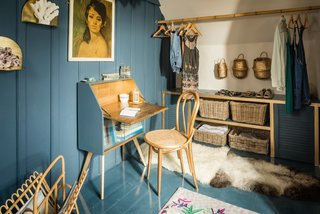 The Siren cottage is the perfect hideout for artists escaping in the Lizard Peninsula.