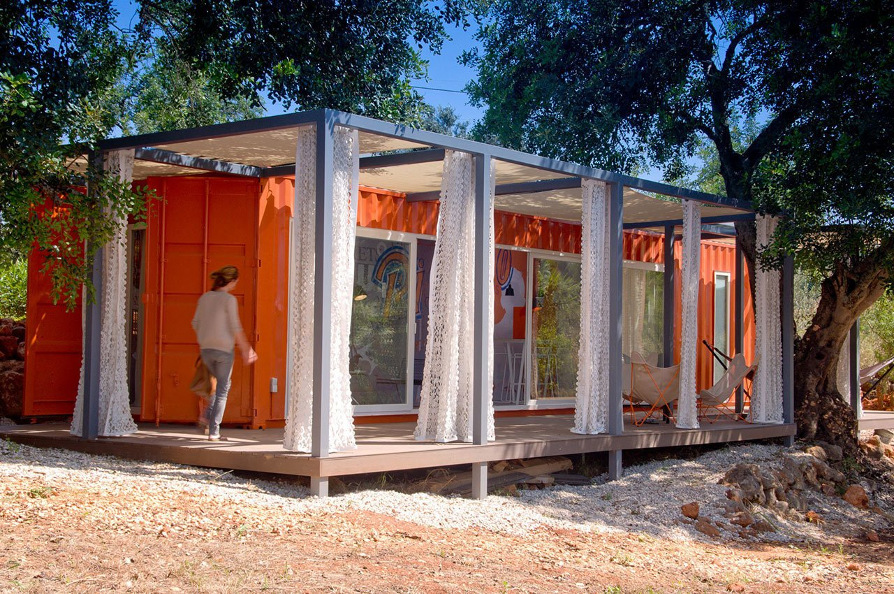 Project Name: Nomad Living  Photo 11 of 11 in 10 Prefab Shipping Container Companies in Europe