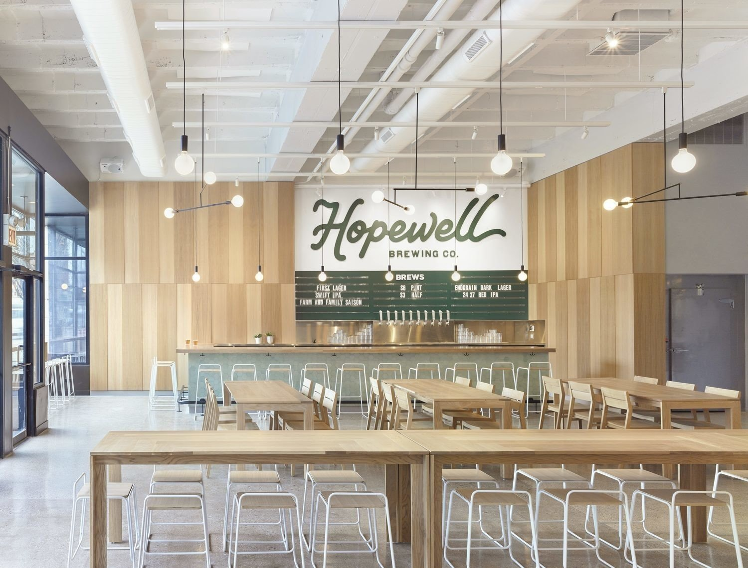 10 Brewpubs That Have Tapped The Art Of Modern Design Dwell