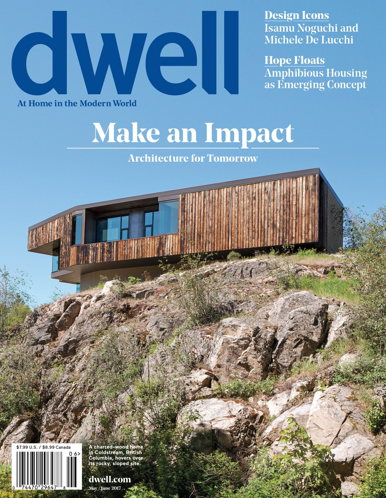 May / June 2017 issue  Photo 2 of 2 in Editor's Letter: Make An Impact