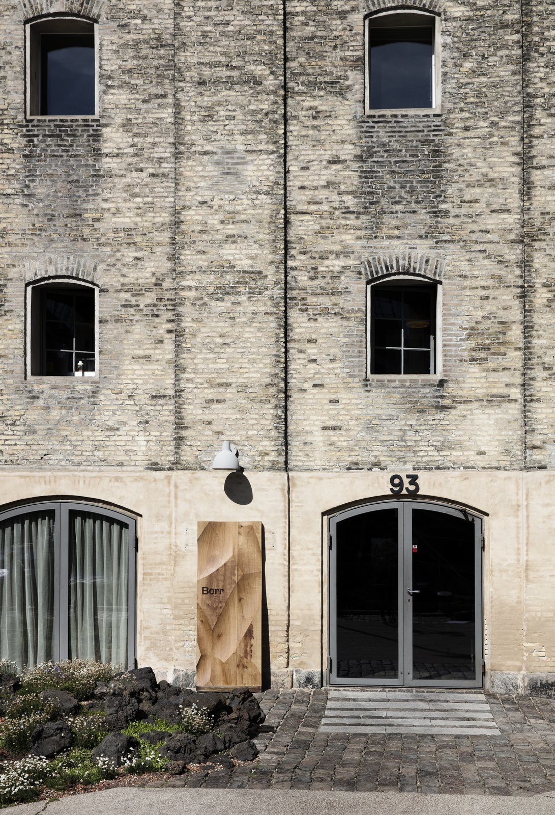 Barr opened its doors on July 5 and can be found on Copenhagen\u0027s waterfront inside the & Photo 2 of 10 in Snøhetta Designs the Interiors of Barr the Noma ...