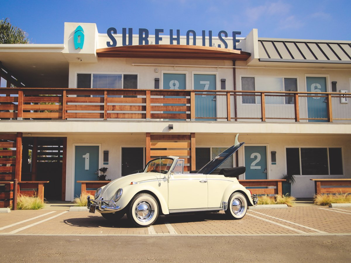 Surfhouse Boutique Motel