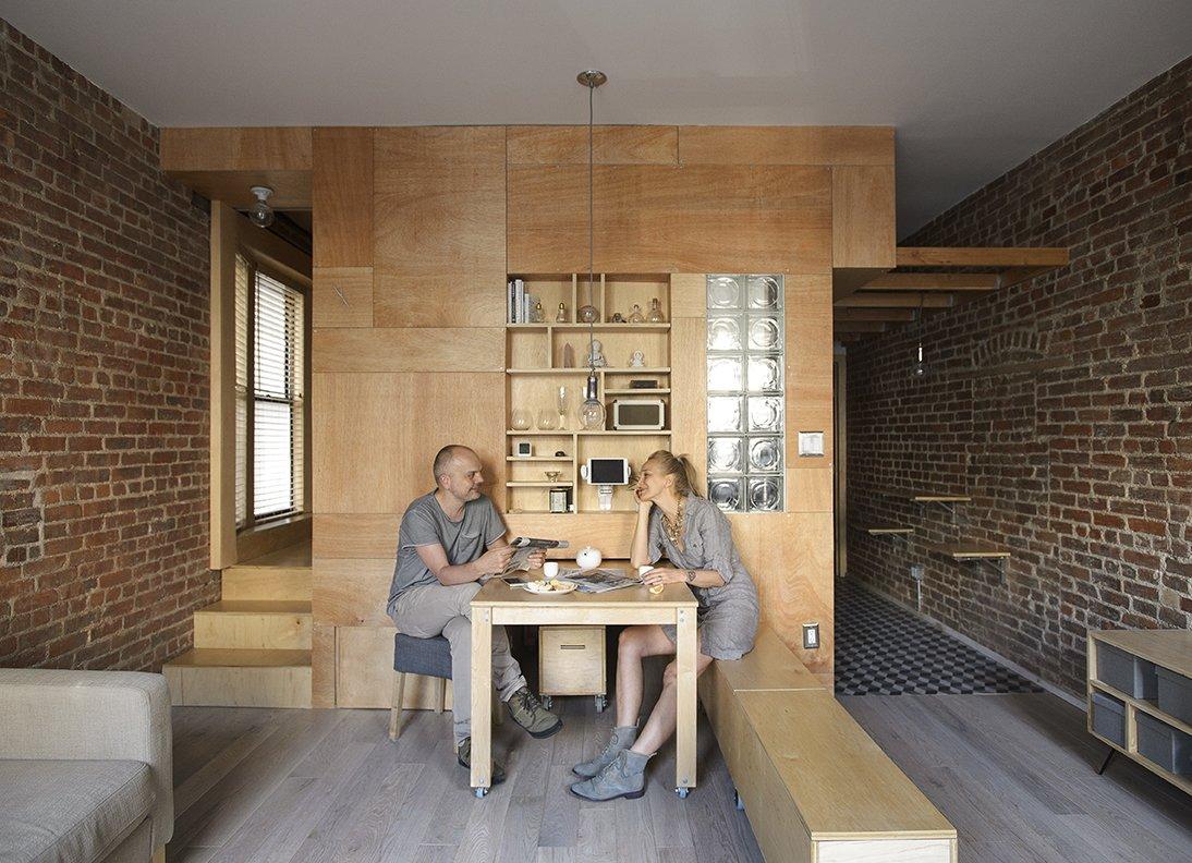 transforming apartment