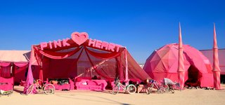 Pink Heart Camp