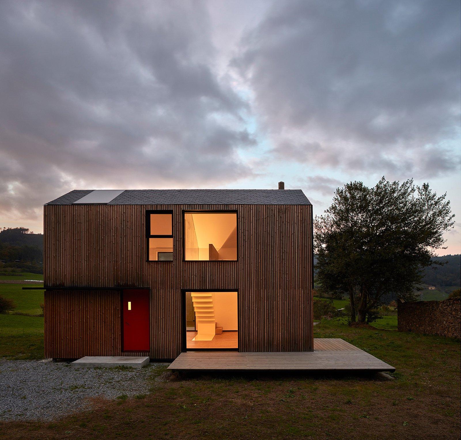 Casa Montaña prefab