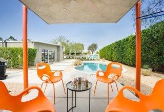 Sleek Palm Springs House in Palm Springs, California