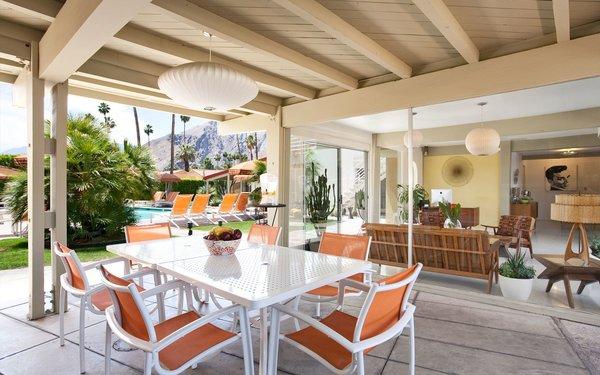 Del Marcos Hotel in Palm Springs, California