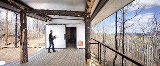 One of architect Eric Logan's goals was to make better use of the site.