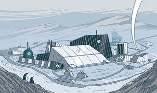 Meet The Firm That's Reimagining Life in Antarctica