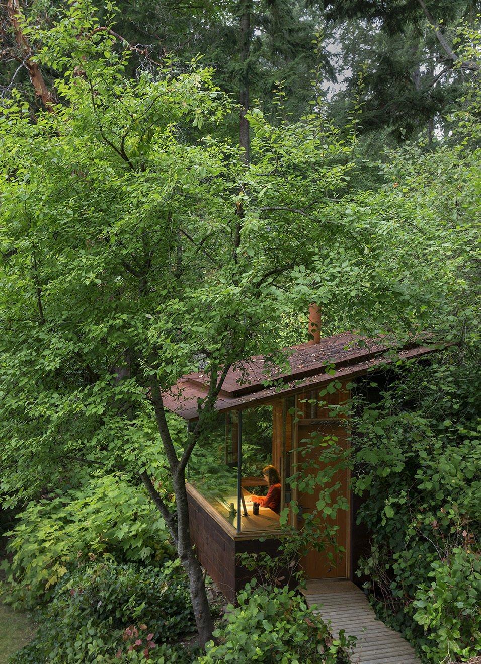 Cutler Cabin exterior