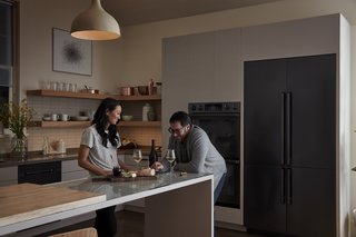 Chef Christopher Kostow and his wife, Martina, are in the process of building their dream home in California's Napa Valley. The couple are creating a connected living space that fuses the best of smart technology and beautiful design.